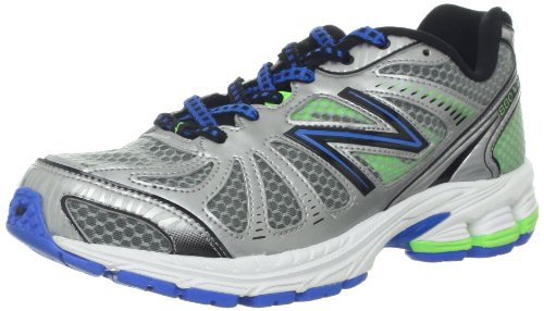 New Balance Boys KJ880SGY Running Shoes