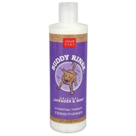 Cloud Star Buddy Rinse Dog Conditioner, 16oz, Lavender & Mint