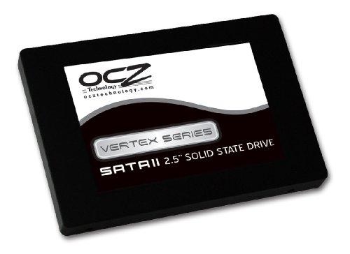 OCZ OCZSSD2-1VTX120G 120 Gb Vertex Series SATA II 2.5 Inch SSD Drive