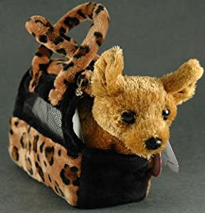 Aurora Plush Chihuahua Fancy Pals purse from Aurora World, Inc.