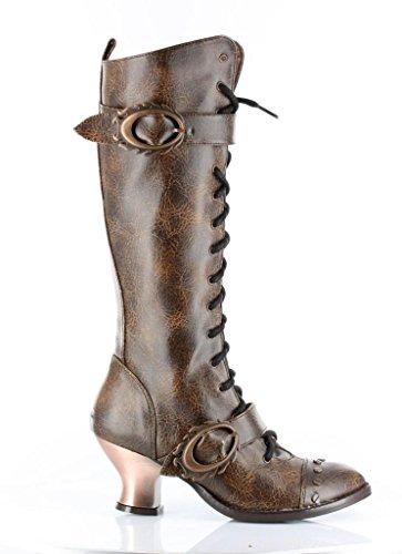 Womens-Hades-Vintage-Boot-Brown