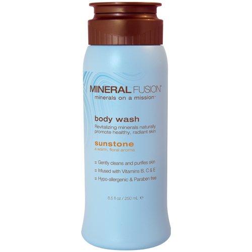 Mineral Fusion Natural Brands Mineral Body Wash, Sunstone