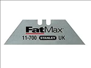 Stanley FatMax 6-11-700 Utility Blade (10 Pieces)