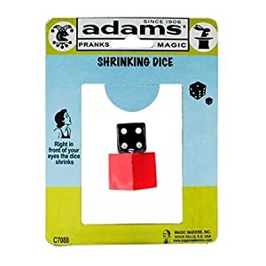 SS Adams Shrinking Dice by S. S. Adams