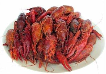 Seasoned Crawfish