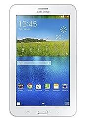 Samsung SM-T116NDWYINS Tab 3V(178.0mm, 8GB, Wi-Fi), Cream White