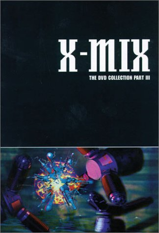 Cover art for  X-Mix: DVD Collection, Vol. 3