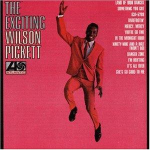 Wilson Pickett - Exciting Wilson Pickett [UK-Import] - Zortam Music