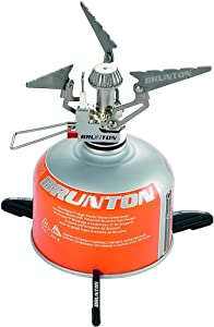 Amazon.com : Brunton Raptor Foldable Canister Stove with