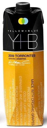 Yellow + Blue Torrontes Organic 2008 1 L