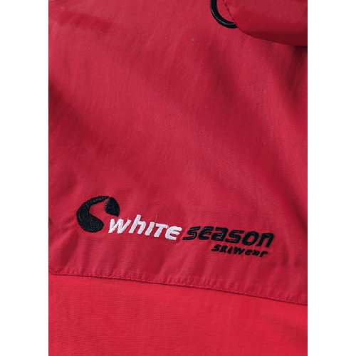 White Season Skijacke Herren,