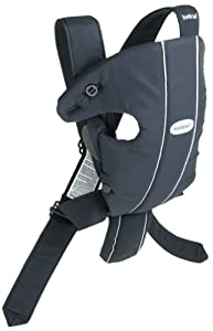 BABYBJORN Original Carrier - City Black (Discontinued by Manufacturer)