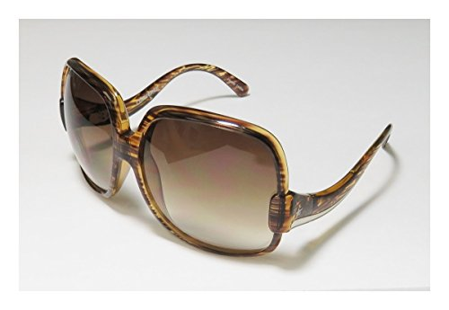 Converse Heritage Women's The Showstopper Sunglasses,Brown Amber Frame/Brown Gradient Lens,one size (Girls Light Blue Converse compare prices)