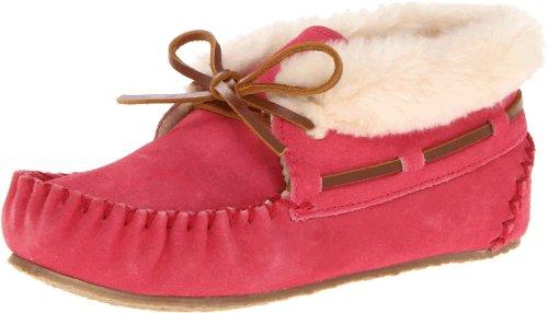 Minnetonka Charley Bootie (Toddler/Little Kid/Big Kid),Hot Pink,8 M Us Toddler front-567498