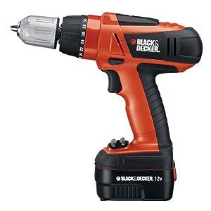 Black & Decker HPD12K-2 12v Cordless Drill