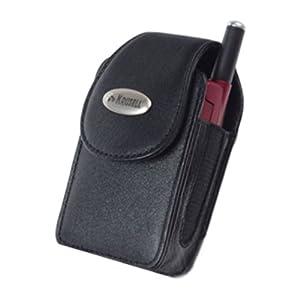 Motorola V525 - Krusell Leather Case - Vertical
