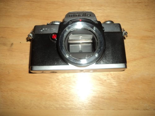 Minolta XG-7 35mm Camera