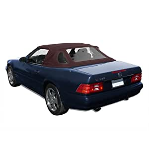 Mercedes benz sl r129 1990 2002 complete for Mercedes benz sl500 convertible top parts