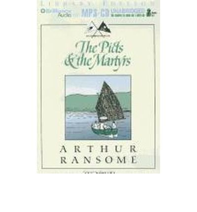 The Picts & the Martyrs: Or Not Welcome at All (Swallows and Amazons) (CD-Audio) - Common