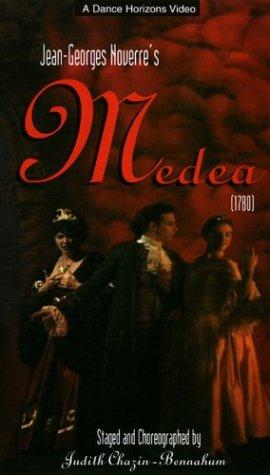 Jean Georges Noverre's Medea [VHS]