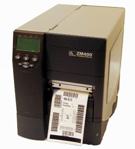 Bluestar ZM400-2001-0000T ZEBRA ZM400 PRINTR 4 THRM TRNS/DR THRM 0000t Zebra