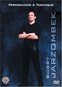 Bobby Jarzombek: Performance And Technique [DVD]