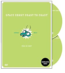 Space Ghost Coast to Coast - Volume Three