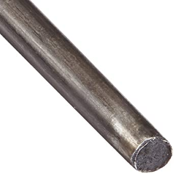 Amazon.com: 1144 Steel Round Rod, Solid, Unpolished (Mill