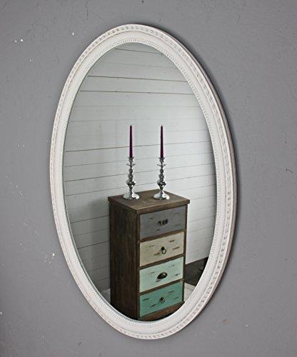 elbmbel-Wandspiegel-gro-oval-in-wei-antik-mit-Patina-70-x-100cm-mit-Holz-Rahmen-im-Landhausstil