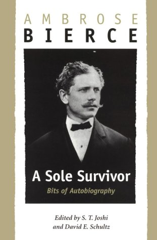A Sole Survivor: Bits of Autobiography