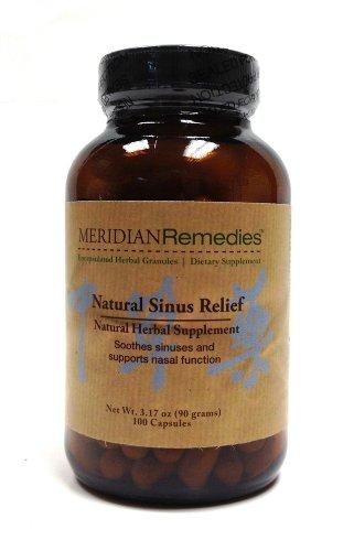 Meridian Remedies - Natural Sinus Relief