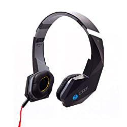 Zoook Headphone with Mic ZM-H15 Black