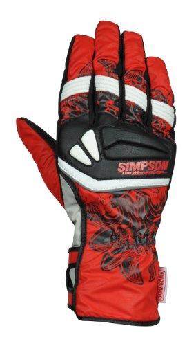 シンプソン(SIMPSON) オールウェザーグローブ RD LL SG-3156
