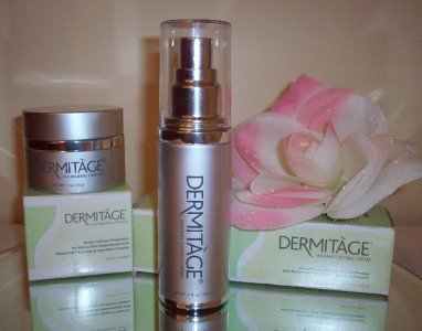 DERMITAGE ANTI-AGING SKIN CARE 2PC SKIN RENEWAL COMPLEX WITH ...
