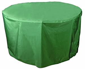 Bosmere C540 Round Table Cover 40 Inch Diameter x 28-Inch High