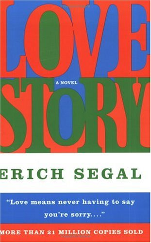 book review of erich segal love story