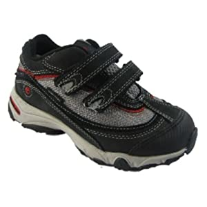 Timberland Boys Ossipee H&L Gore-Tex Trainers - Black 3.5
