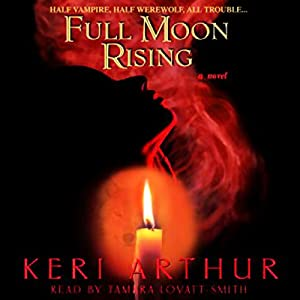 Full Moon Rising Audiobook