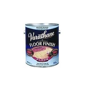 Varathane 230131 Crystal Clear Floor Finish Semi Gloss 1