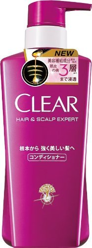Clear For Ladies Conditioner Pomp 370g