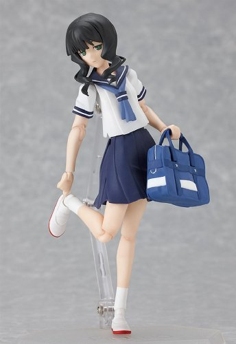 Black Rock Shooter : Yomi Takanashi Figma Seifuku version