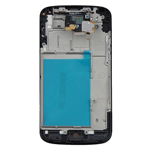 Repair Lcd Screen Display With Digitizer Touch Panel With Frame For Lg Nexus 4 E960 Tools Included