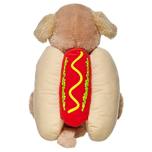 [Build-a-Bear Workshop Promise Pets Hot Dog Costume] (Hot Dog Baby Costumes)