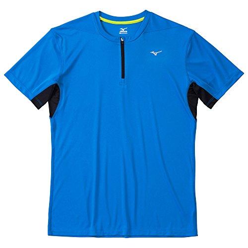 (ミズノ)MIZUNO(ミズノ) ランニングTシャツ [メンズ] J2MA5054 22 ディレクトリーブルー M