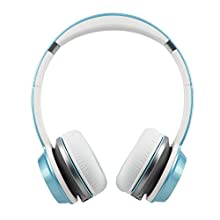 Monster NTune On-Ear Headphones V3, Pearl Oyster Blue