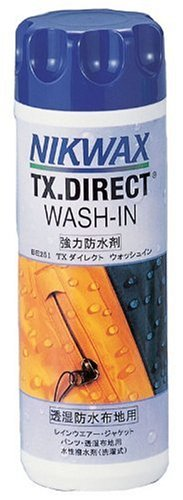 NIKWAX(ニクワックス) TX.ダイレクトWASH-IN EBE251 【撥水剤】