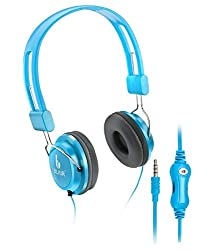 Blair Gamr On Ear Wired Headphone With Mic Blue