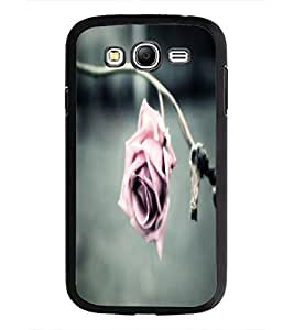 PrintDhaba Rose D-2378 Back Case Cover for SAMSUNG GALAXY GRAND I9082 (Multi-Coloured)