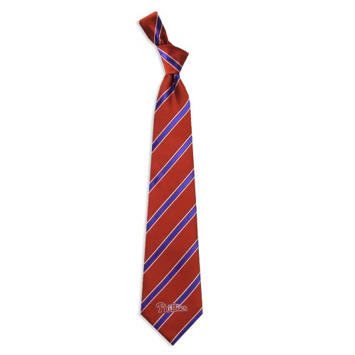 Philadelphia Phillies Woven Polyester Necktie at Amazon.com