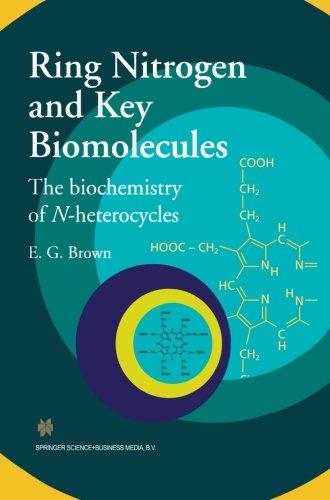 Ring Nitrogen and Key Biomolecules: The Biochemistry of N-Heterocycles